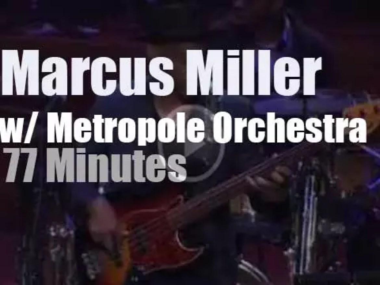Marcus Miller meets the Metropole Orkest (2013)