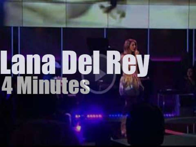 On TV today, Lana Del Rey & Video Games (2011)