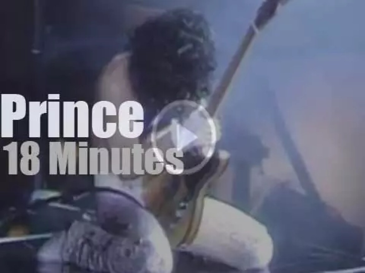 Prince goes to Maryland (1984)