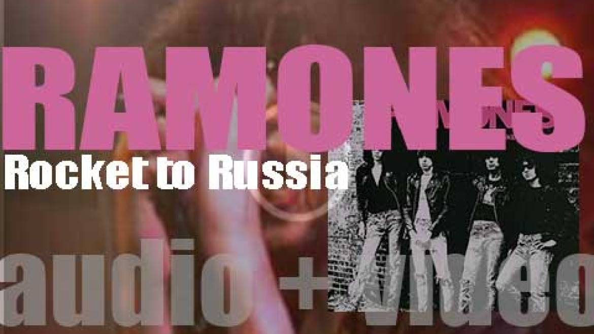 Sire publish The Ramones' third album : 'Rocket to Russia' featuring 'Sheena Is a Punk Rocker' (1977)