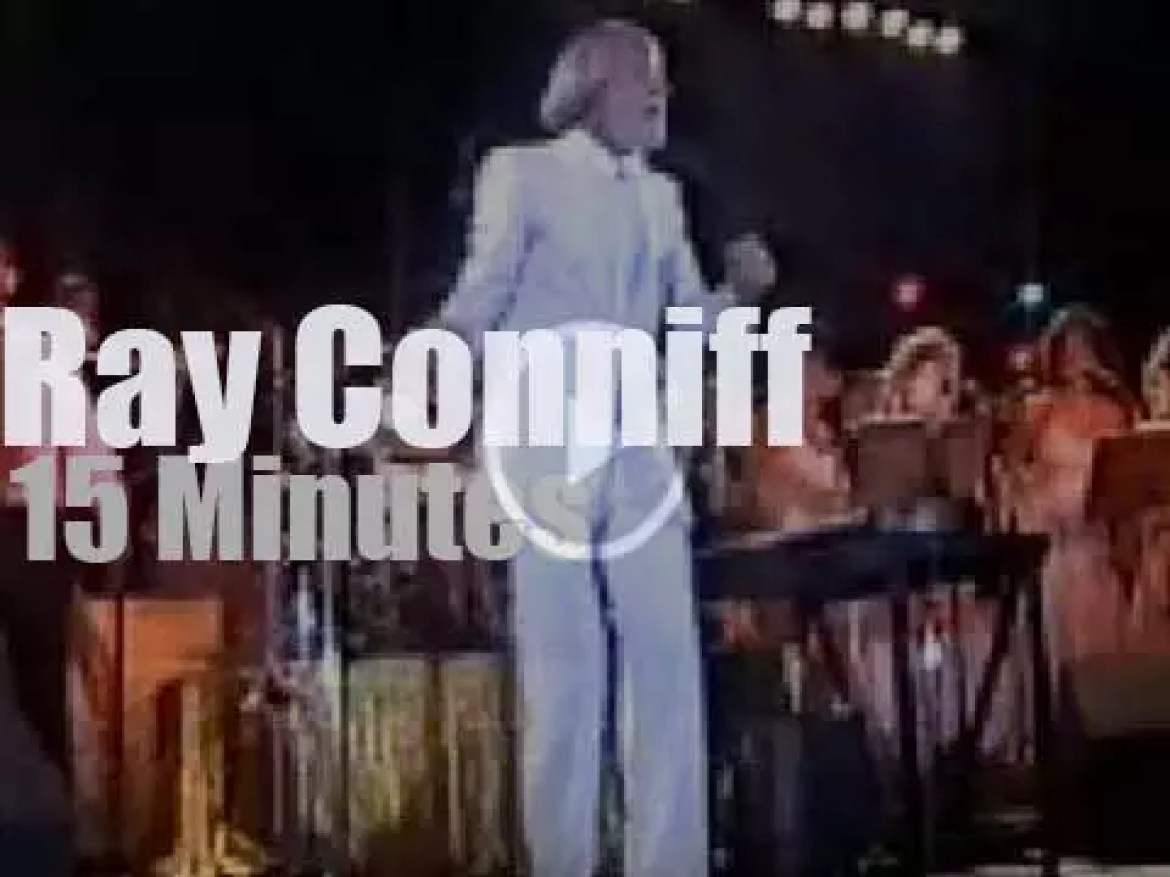 On TV today, Ray Conniff in Rio (1986)