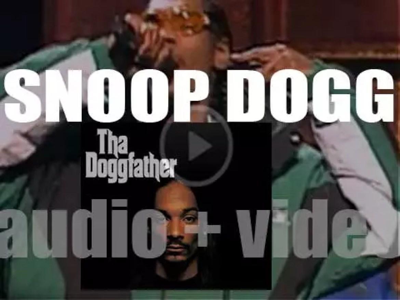Death Row publish Snoop Dogg's second album : 'Tha Doggfather' (1996)