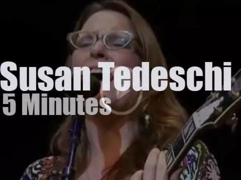 Susan Tedeschi pays a tribute to Janis Joplin (2009)