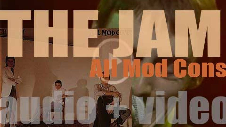 Polydor publish The Jam's third album : 'All Mod Cons' (1978)