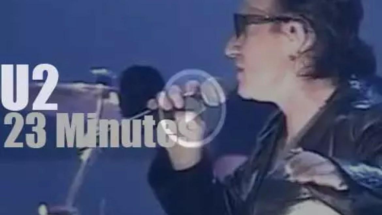 U2 play a private concert in Brazil (2000)