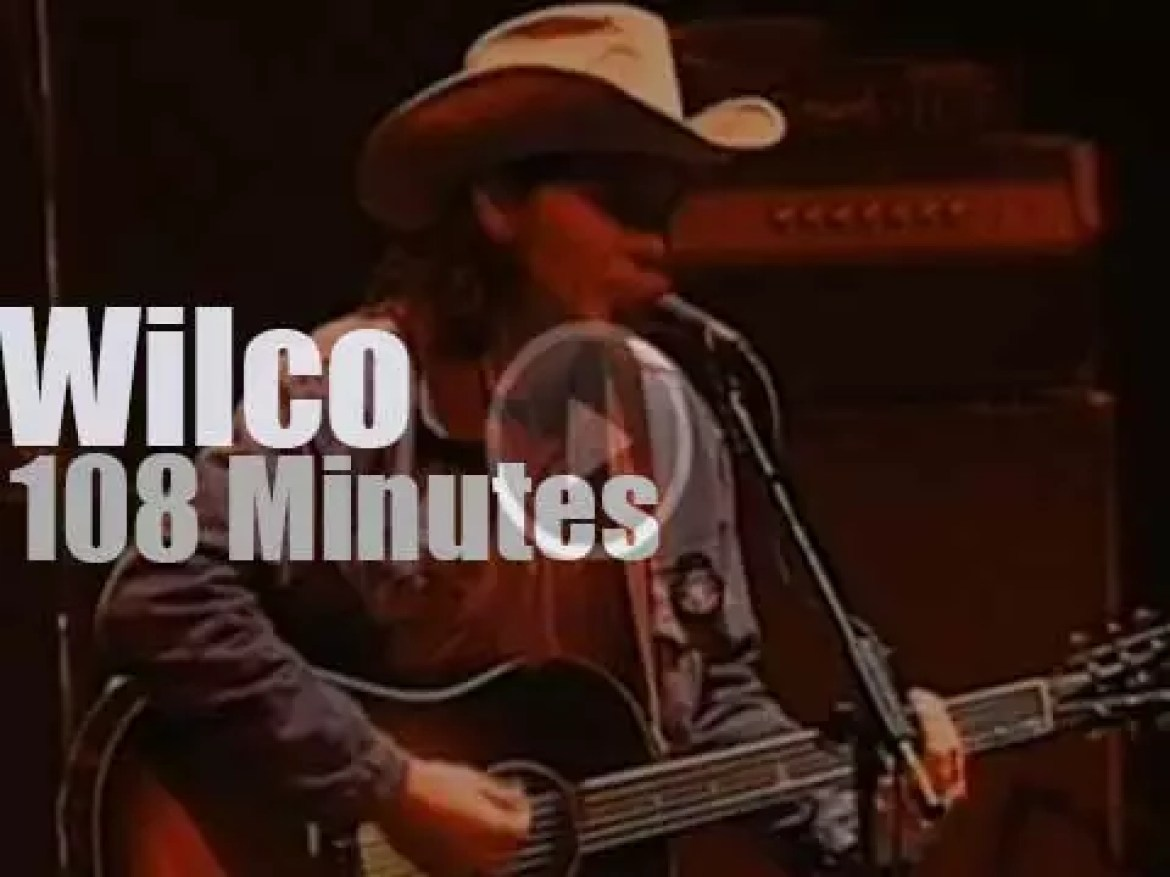 Wilco come back to Chicago (1996)