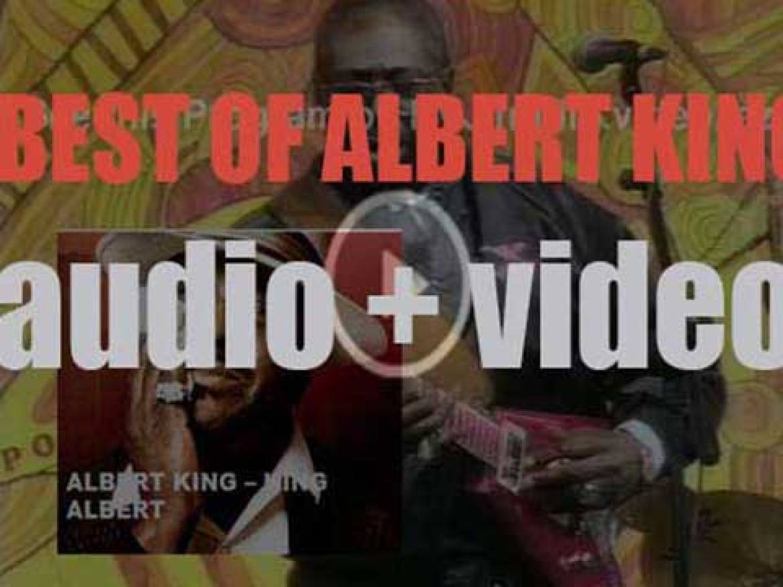We remember Albert King. 'King Albert'