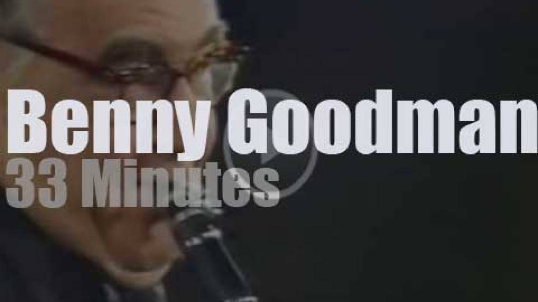 Benny Goodman takes his band to Hamburg (1973)