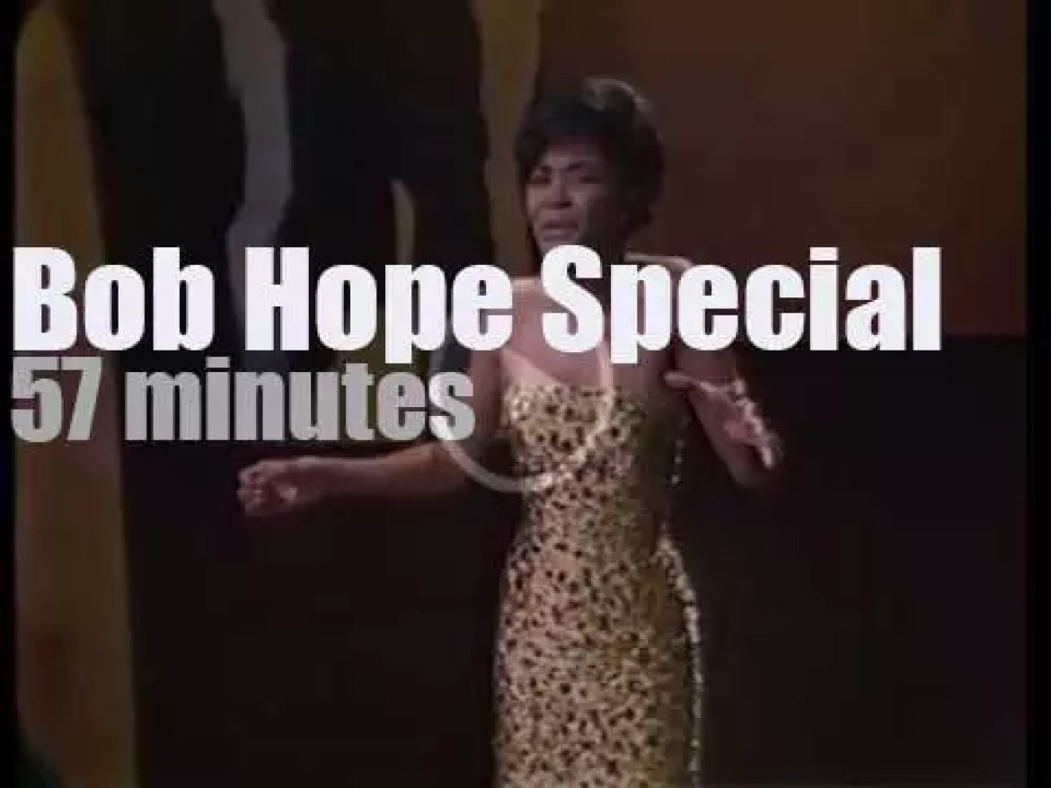 On TV today, 'A Bob Hope Comedy Special' (1965)