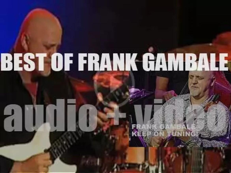 Happy Birthday Frank Gambale. 'Keep on Tuning!'
