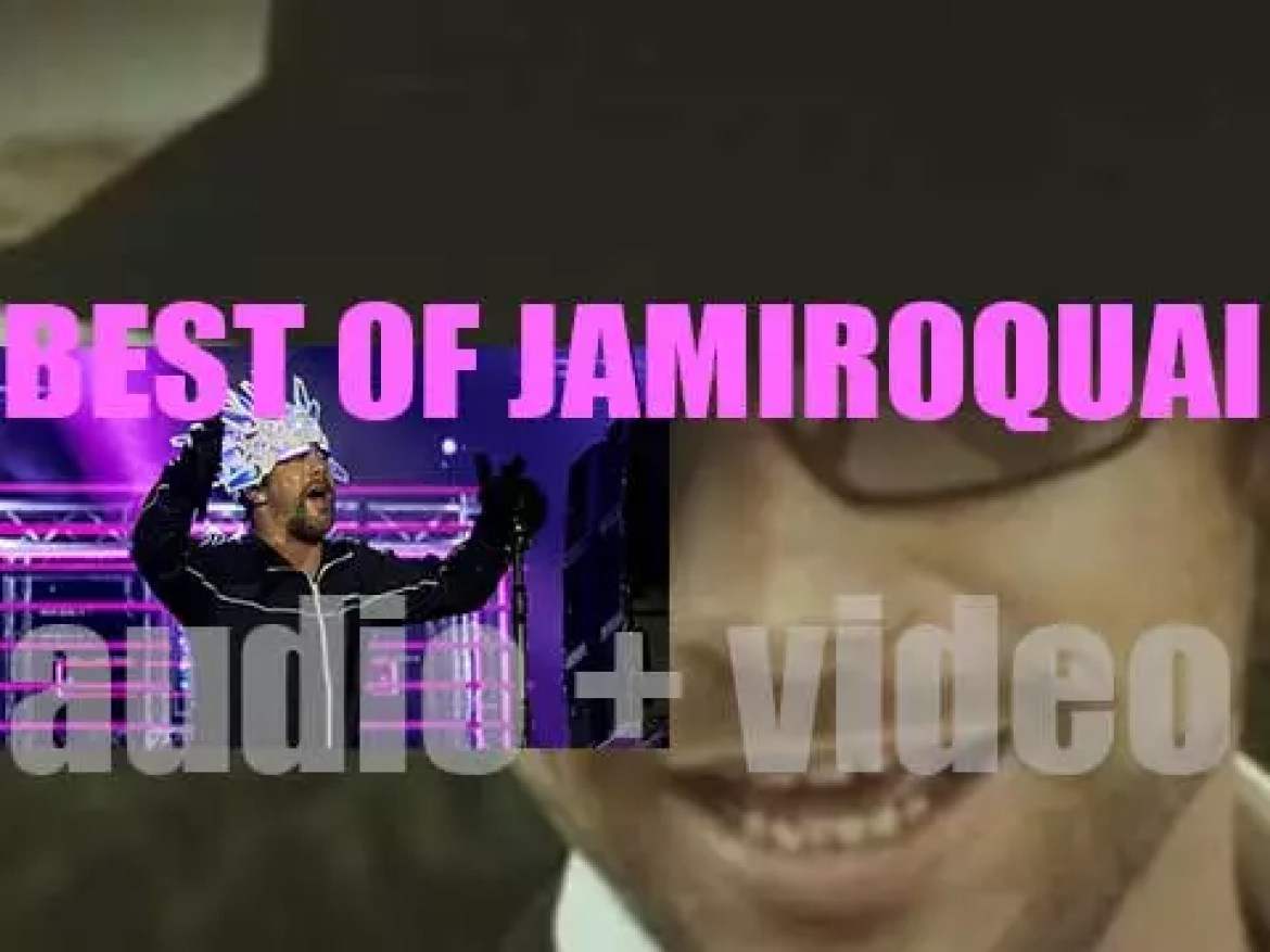 As we wish a Happy Birthday to Jay Kay, the day is perfect for a best of his band : Jamiroquai