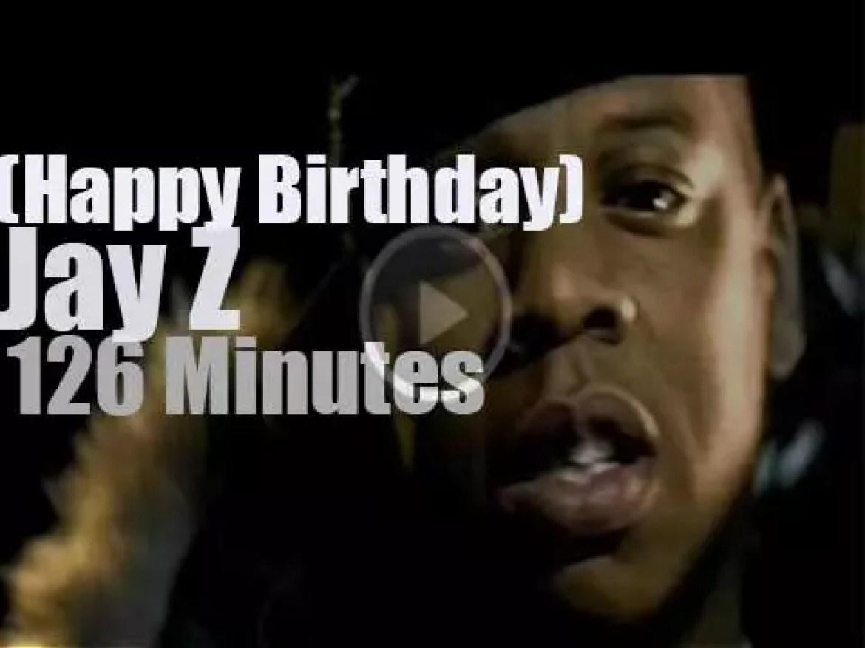 Happy Birthday Jay Z