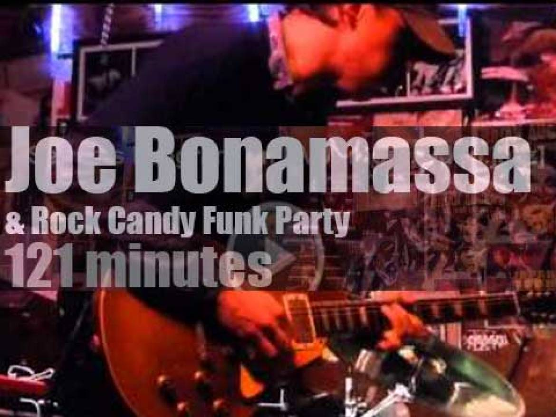 Joe Bonamassa plays with Rock Candy Funk Party (2014)