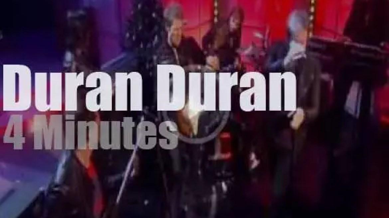 On TV today,  Duran Duran at 'Loose women' (2010)