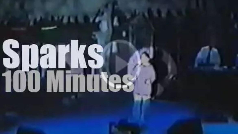 Sparks visit London (1997)