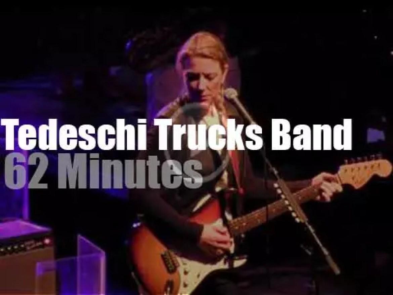 Tedeschi Trucks Band is in California (2013)