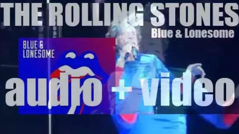 The Rolling Stones release their twenty third album : 'Blue & Lonesome' (2016)