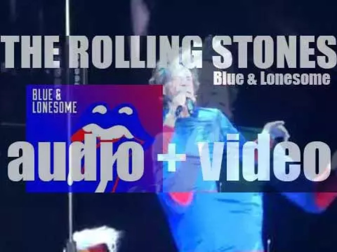 The Rolling Stones release their twenty third album : 'Blue & Lonesome' (2016)