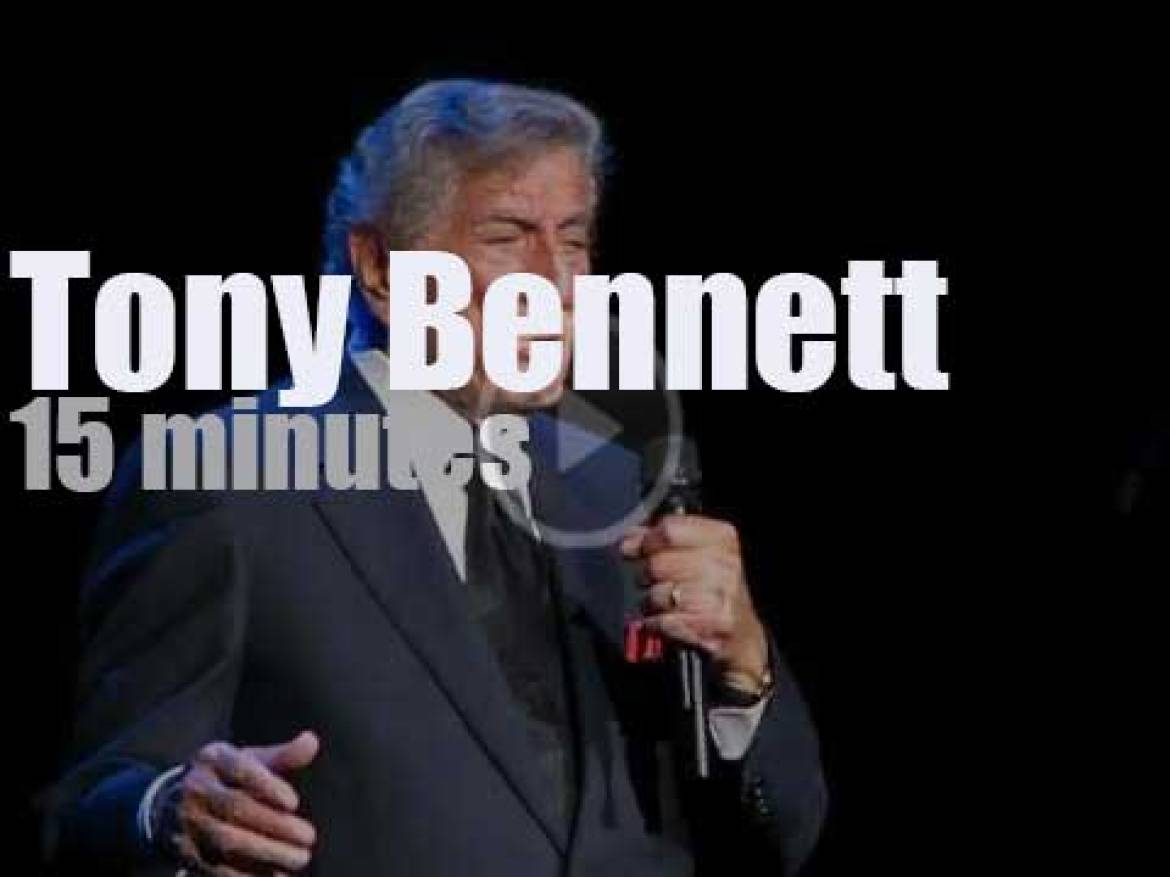 Tony Bennett sings in Buenos Aires (2012)