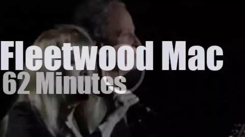 'Reunited' Fleetwood Mac visit Oakland (2014)