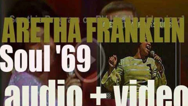 Atlantic publish Aretha Franklin's album : 'Soul '69' (1969)