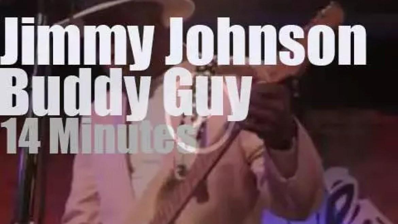 Buddy Guy meets Jimmy Johnson (2014)