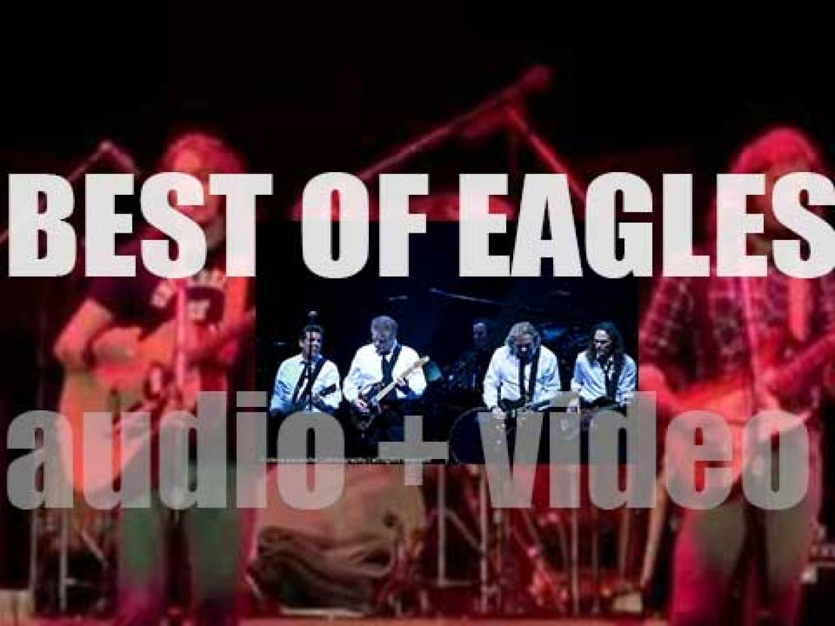 As we wish Eagles drummer, Don Henley a Happy Birthday, the day is perfect for a 'Eagles At Their Bests' post