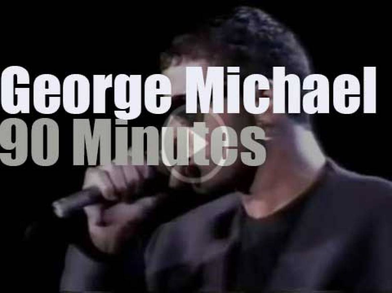 George Michael rocks in Rio (1991)