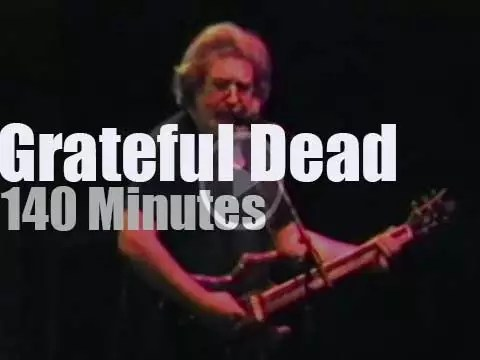 january 29 1987 grateful dead that is jerry garcia g voc bob weir g brent mydland kb phil lesh b bill kreutzmann d mickey hart d - Chinese New Year 1987