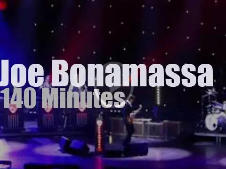 Joe Bonamassa enchants Radio City Music Hall  (2015)
