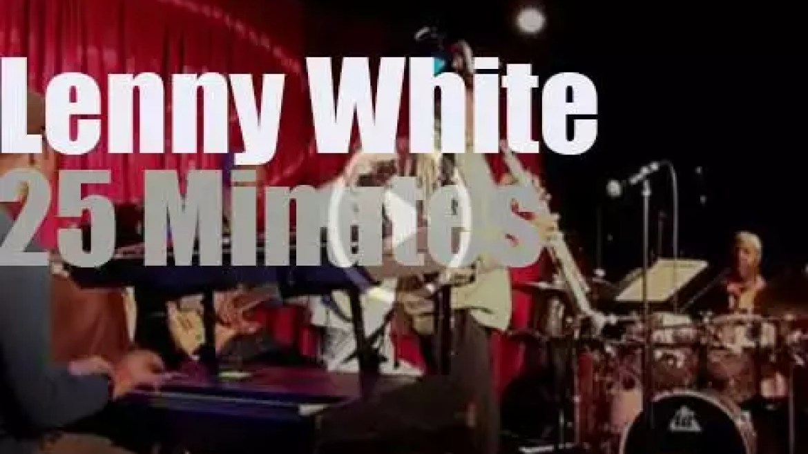 Lenny White goes to Hollywood (2014)