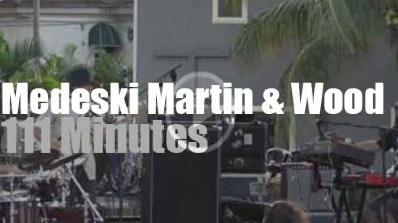 Medeski Martin & Wood visit Jamaica  (2016)
