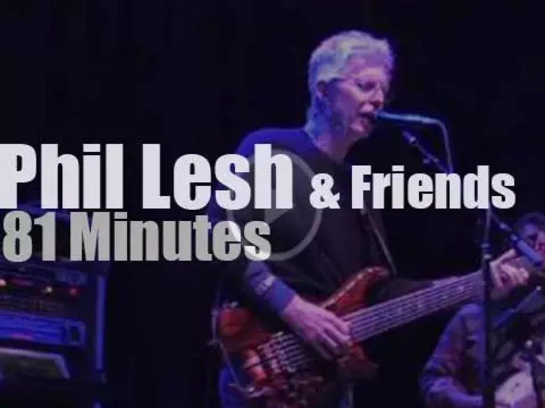 Phil Lesh & Friends reinvent 'Workingman's Dead' (2017)