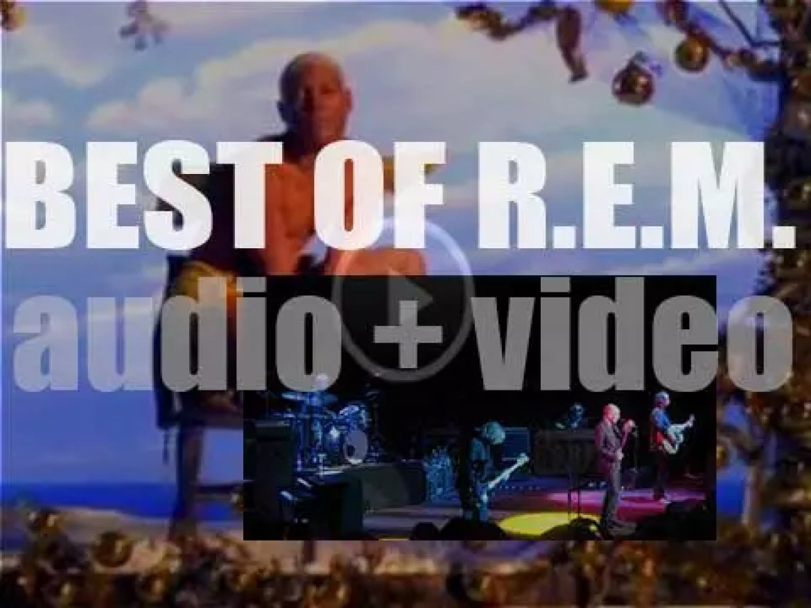 As we wish Peter Buck, a Happy Birthday, the day is perfect for a 'R.E.M. At Their Best' post