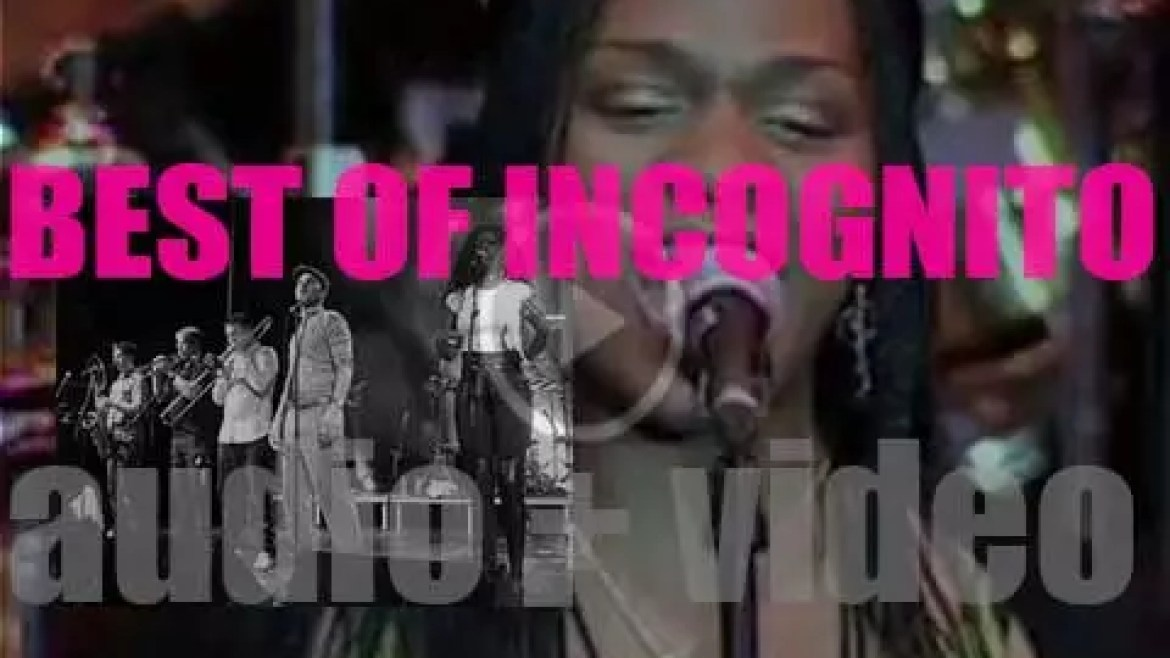As we wish Jean-Paul 'Bluey' a happy birthday, this is the perfect day for a 'Best of Incognito'