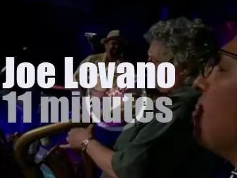 Joe Lovano goes clubbing in Paris (2001)