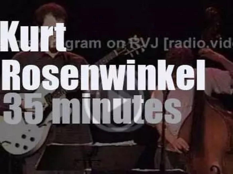 Kurt Rosenwinkel meets Mark Turner in Copenhagen (2001)