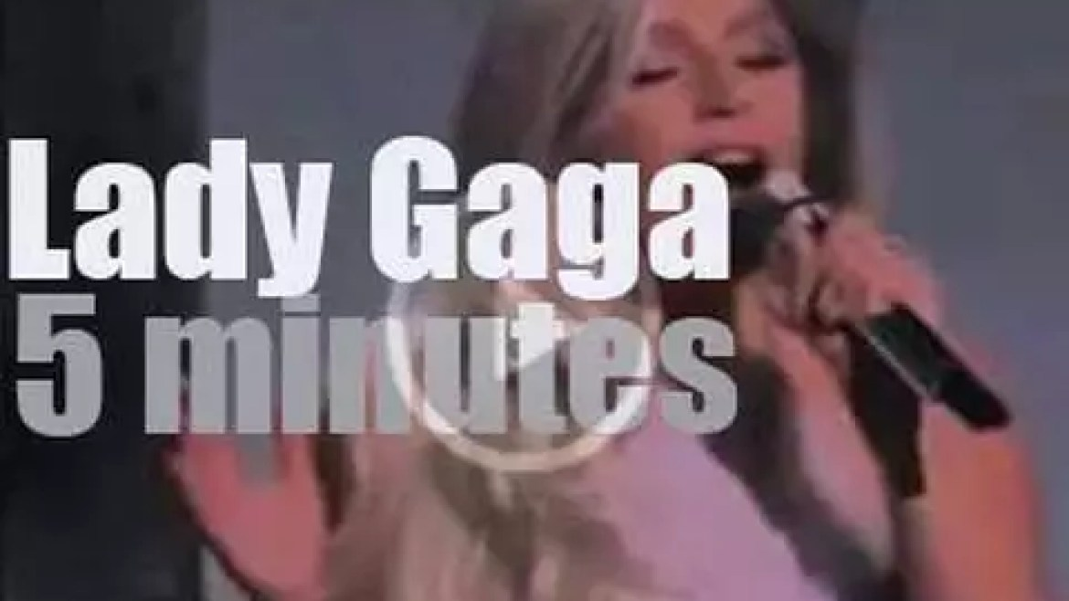 Lady Gaga revisits 'Sound of Music'  (2015 )
