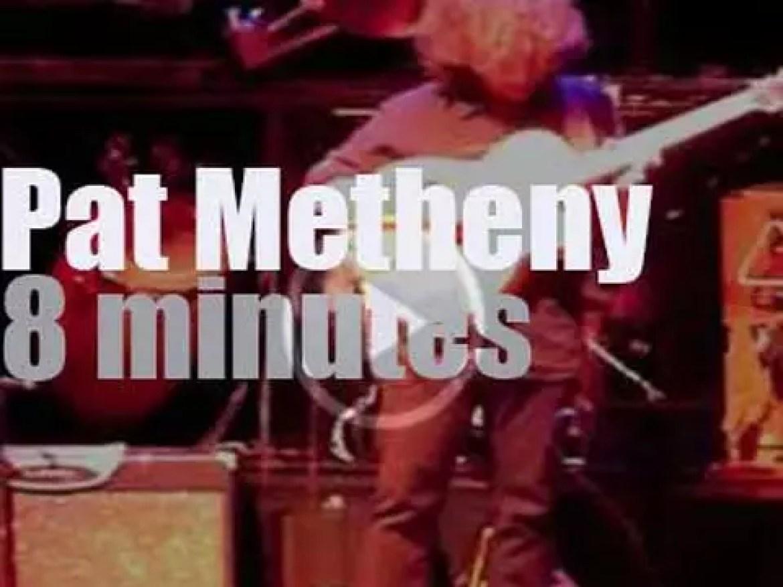 Pat Metheny brings his Ochestrion to Vienna (2010)