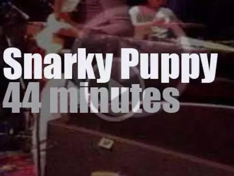 Snarky Puppy are in Dallas (2014)