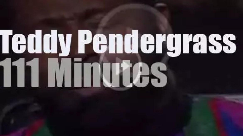 Teddy Pendergrass sings in LA (2002)