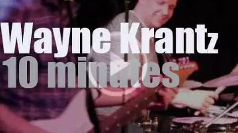 Wayne Krantz takes his Trio to Virginia (2015)