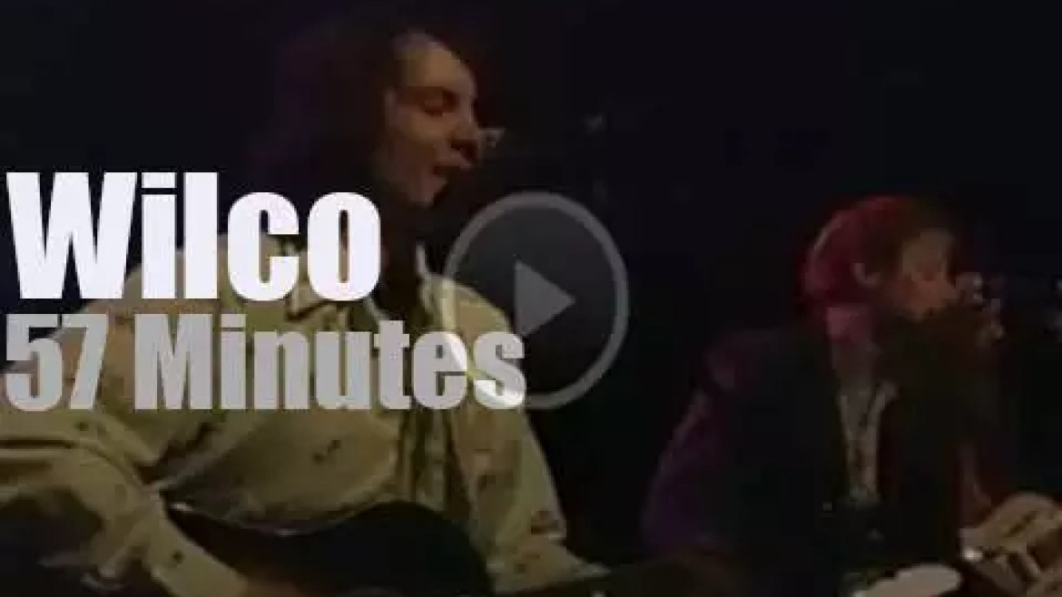 Wilco perform in New York (1997)