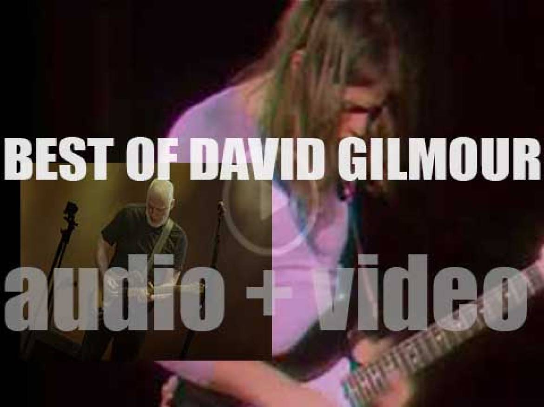 Happy Birthday David Gilmour. 'Gilmour Toujours!'