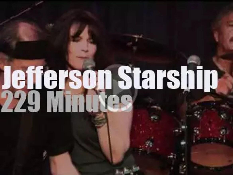 Jefferson Starship celebrate Paul Kantner's 70th birthday (2011)