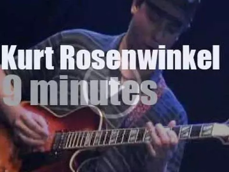 Kurt Rosenwinkel takes his guitar to Java Jazz (2010)