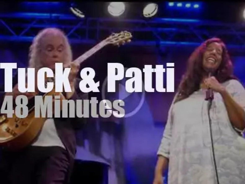 Tuck & Patti go clubbing in Paris (2014)