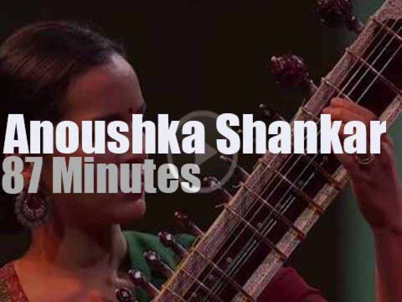 Anoushka Shankar et al celebrate  Yehudi Menuhin's 100th anniversary  (2016)