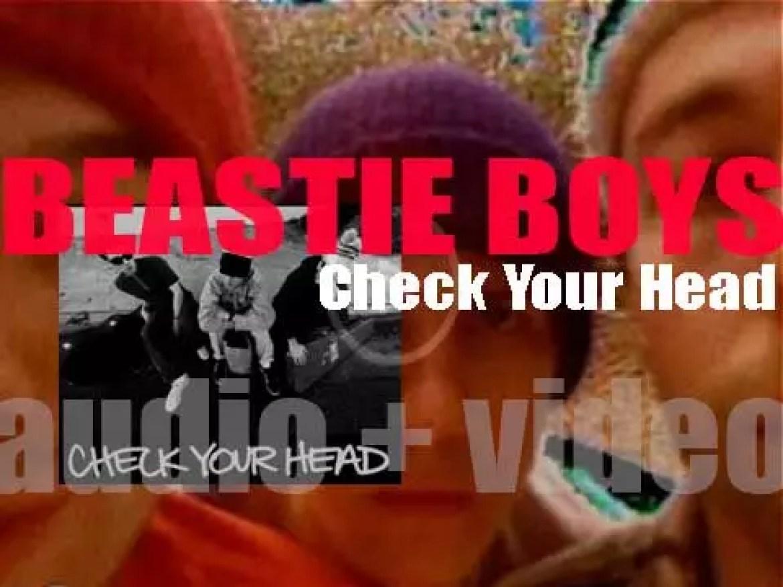 Beastie Boys drop their third album : 'Check Your Head' (1992)