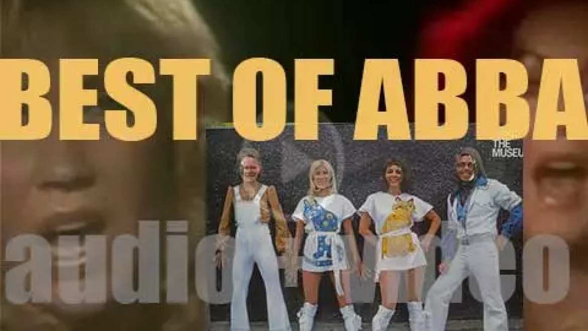 Since it's Agnetha's Birthday, let's have a 'ABBA At Their Bests' post